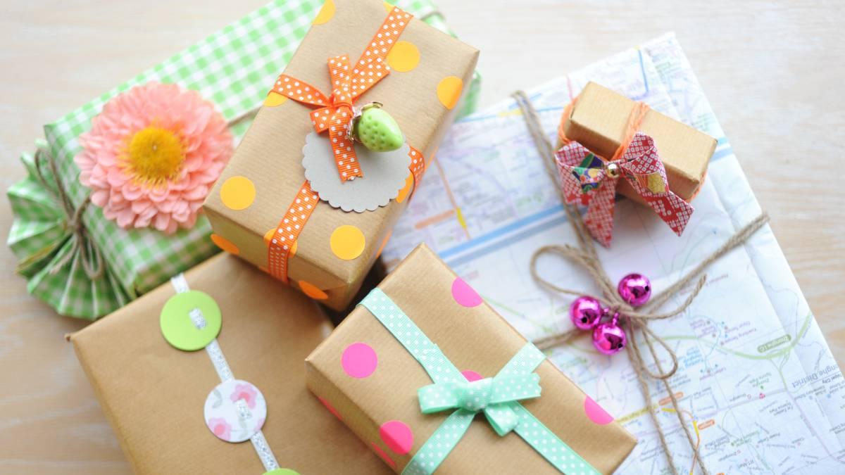 Webs para aprender a envolver bien tus regalos - Lazos grandes para regalos ...