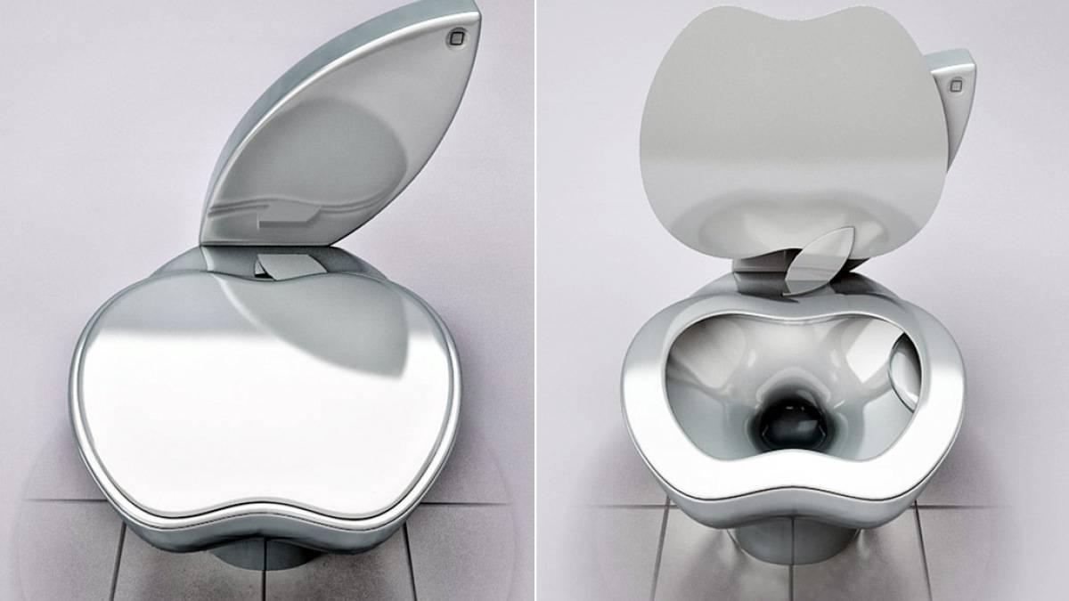Apple un v ter con forma de iphone para las nuevas for Oficinas apple