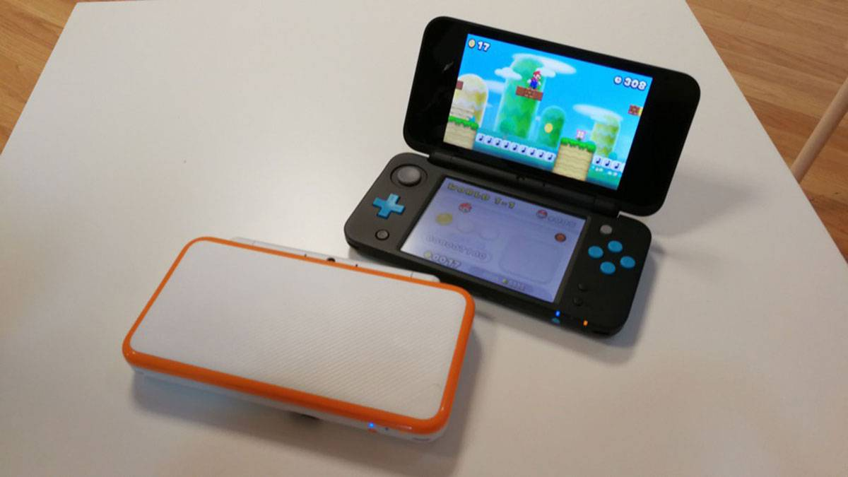New Nintendo 2ds Xl Todo Lo Que Debes Saber De La Portatil De