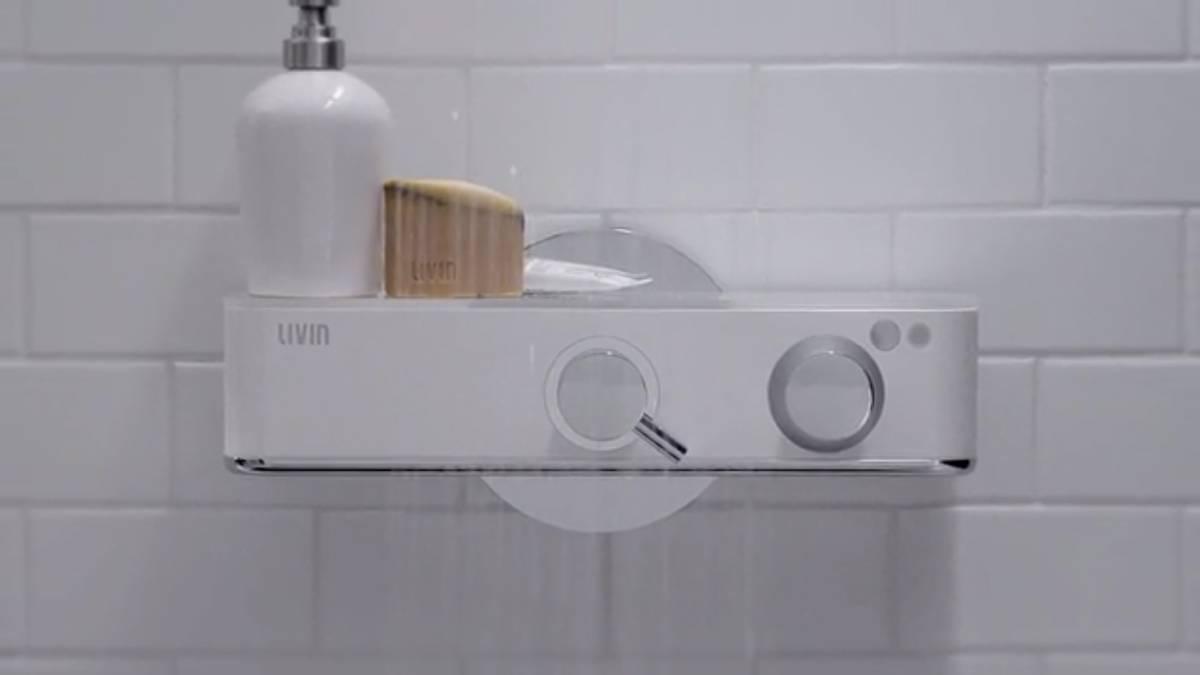 Livin el grifo inteligente que prepara tu ducha con la - Grifos inteligentes ...