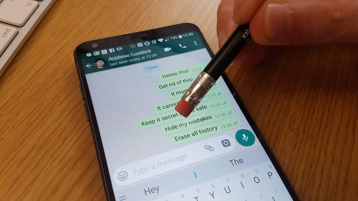 como difundir un mensaje en whatsapp