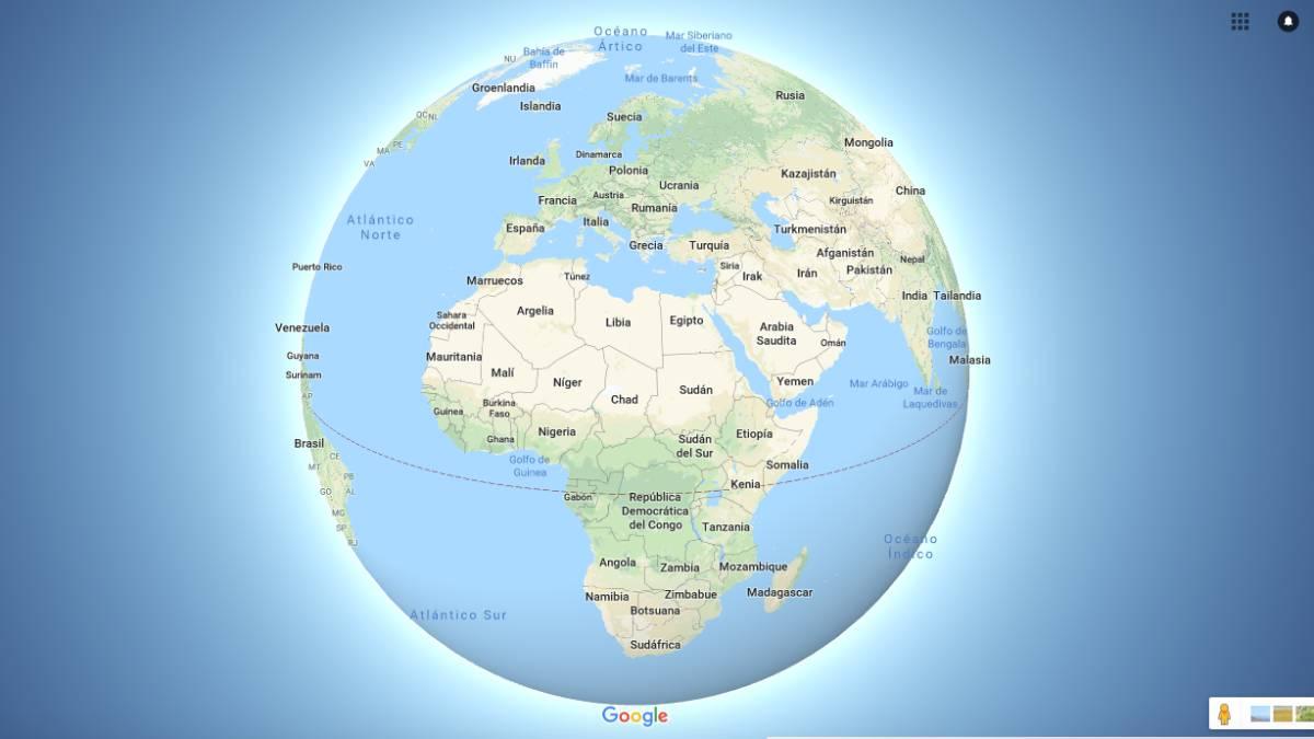 Así Se Ve Ahora La Tierra En Google Maps: Adiós