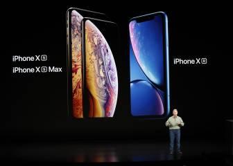 Resumen de la presentación de los nuevos Apple iPhone