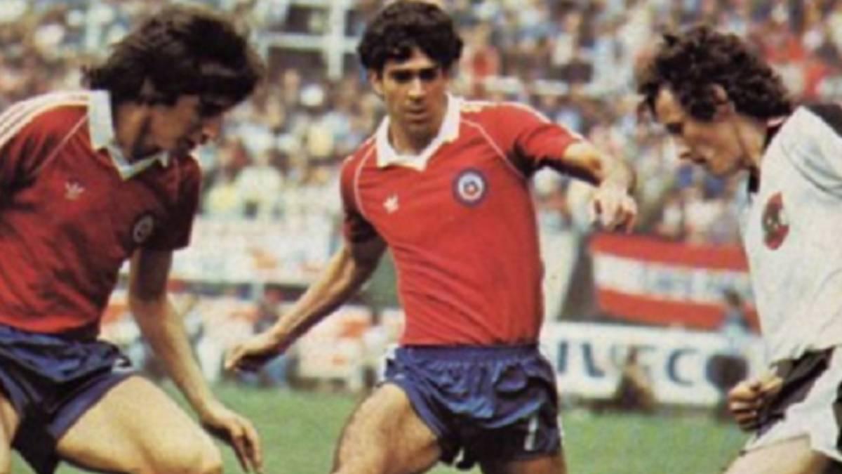 Eduardo Bonvallet y su exitosa carrera como futbolista - AS Chile