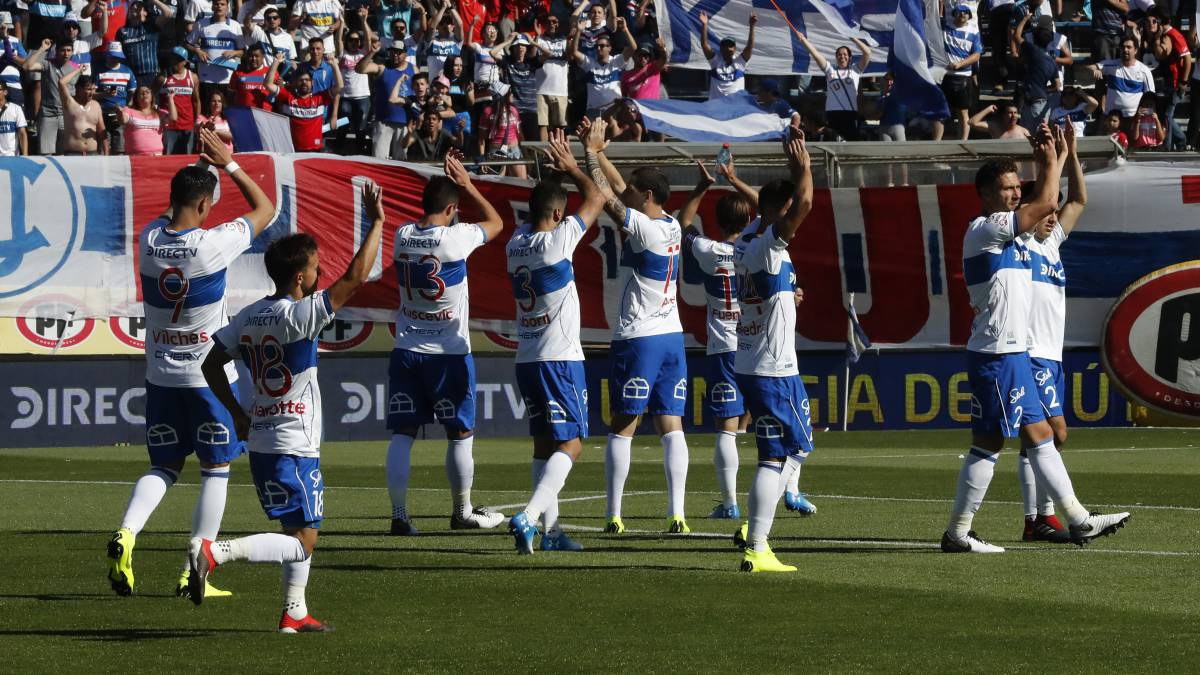 U. Católica 1-0 O Higgins  Fuenzalida le da el triunfo - AS Chile ce46a12af68a9