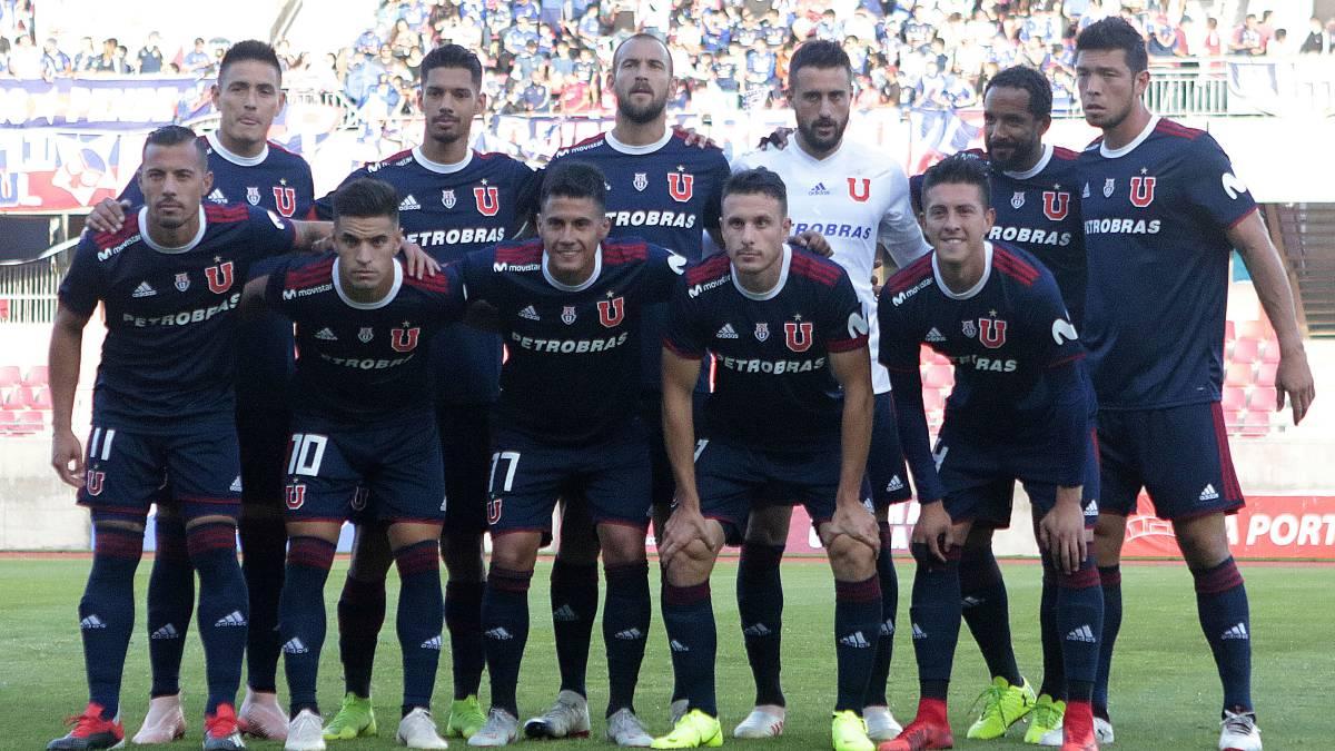 U. de Chile - Universitario  horario 7dd6696ed4620