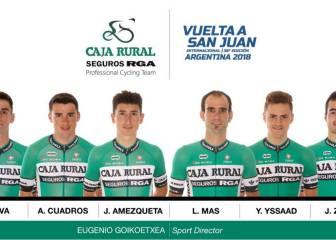 Caja Rural inicia la temporada con la Vuelta a San Juan