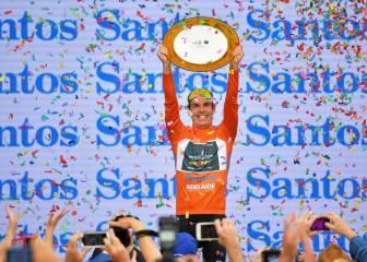 Impey triunfa en Australia y es el primer líder del World Tour