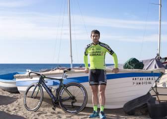 """Aberasturi: """"Los velocistas en España somos bichos raros"""""""