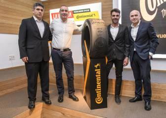 Continental patrocinará a la Vuelta como ya hace en el Tour