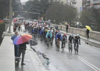 Milán - San Remo en directo: recta final con favoritos fuera