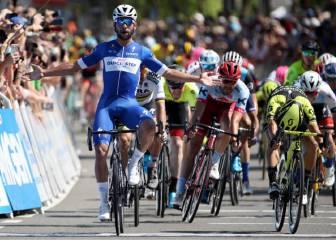 Gaviria no da opciones a Ewan y Sagan en el Tour de California