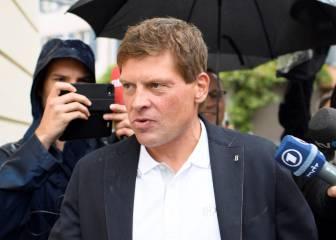 Ullrich deja psiquiatría; se sigue investigando su agresión