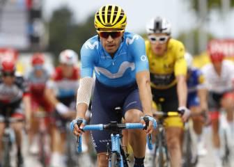 Mikel Landa tiene complicado llegar a tiempo a la Vuelta