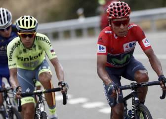 "Contador, sobre Quintana: ""La única orden que le daban era que estuviese a mi rueda"""
