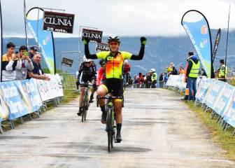 La italiana Paladín gana la 3ª etapa y se pone líder