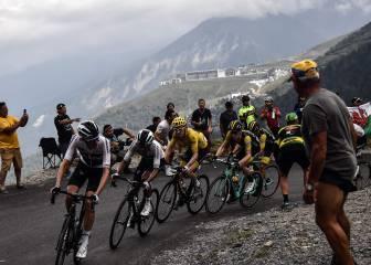 El Tour en directo: jornada de alta montaña en los Pirineos