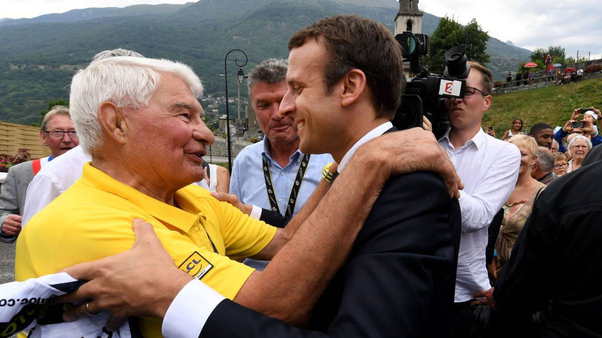 Raymond-Poulidor's-status-improves-significantly
