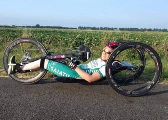 Fallece Ione Basterra, una referencia en ciclismo adaptado 1