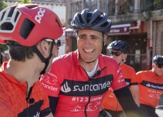 """Indurain: """"El ciclismo tiene un reto, su vuelta será complicada"""""""