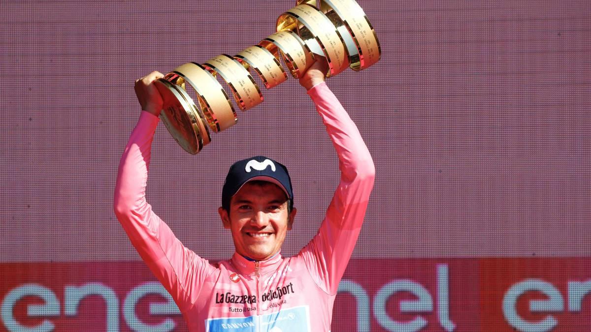 Carapaz's-odyssey-to-defend-the-Giro