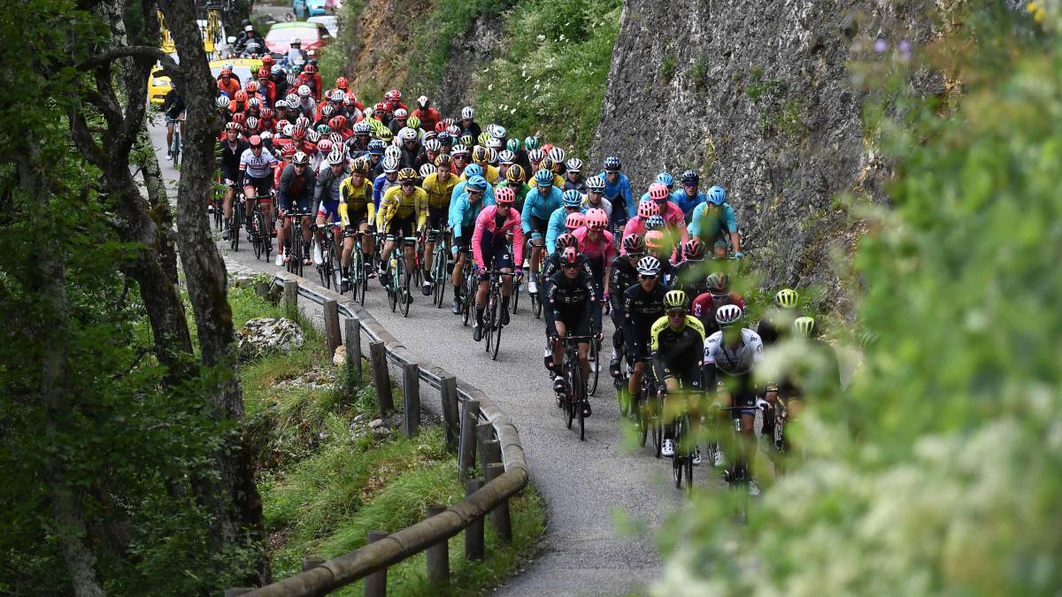 Criterium-Dauphiné-2020:-stages-profiles-altimetry-and-route