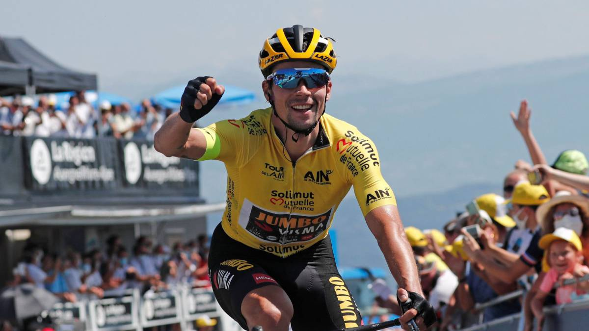 The-Jumbo-rules-in-Porte:-triumph-and-leadership-for-Roglic