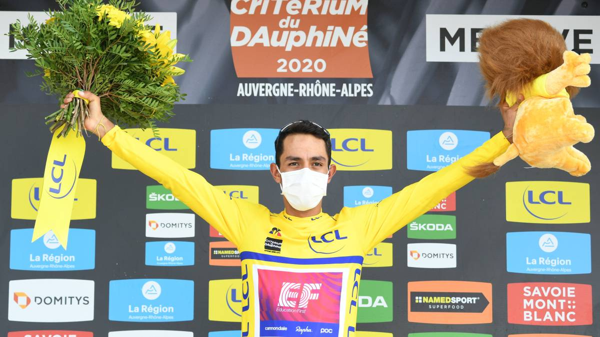 Daniel-Martínez-and-Sepp-Kuss-reign-in-the-chaos-of-the-Dauphiné