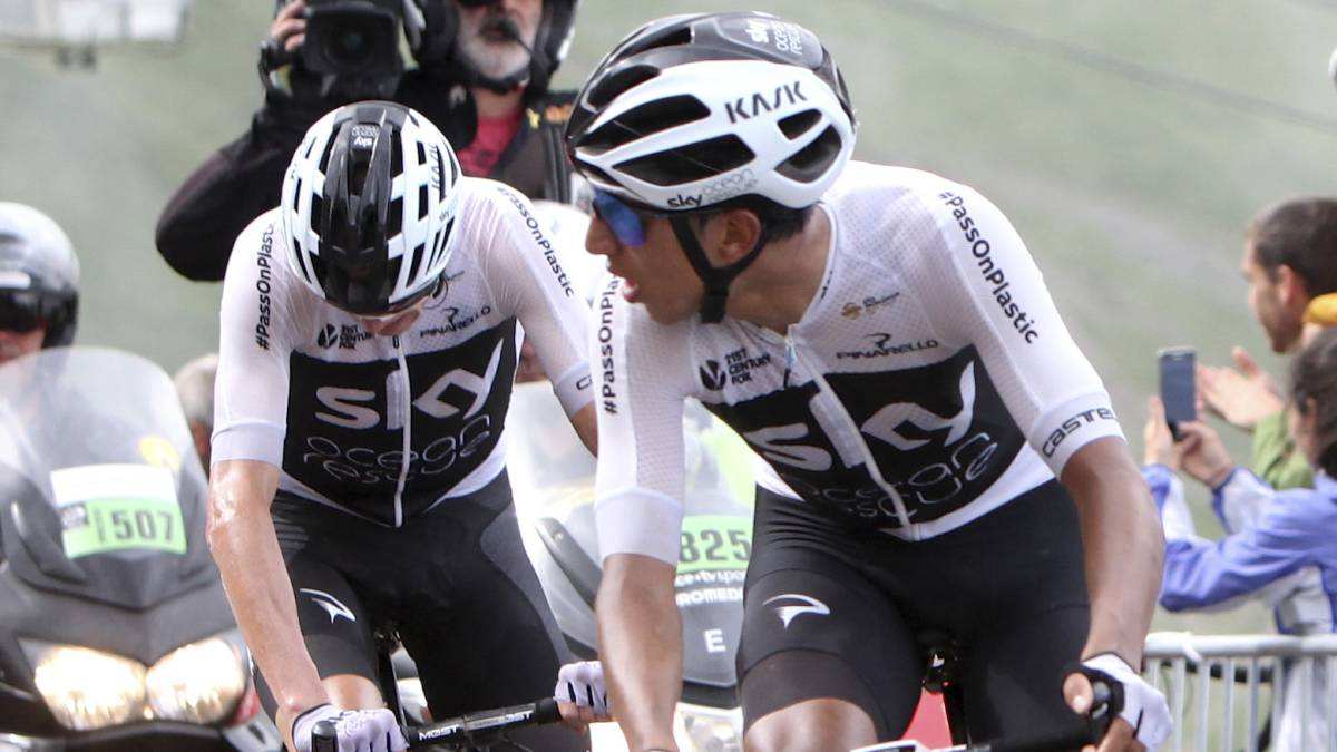 """Bernal-could-run-the-Vuelta-with-Froome:-""""Maybe-I'll-go"""""""