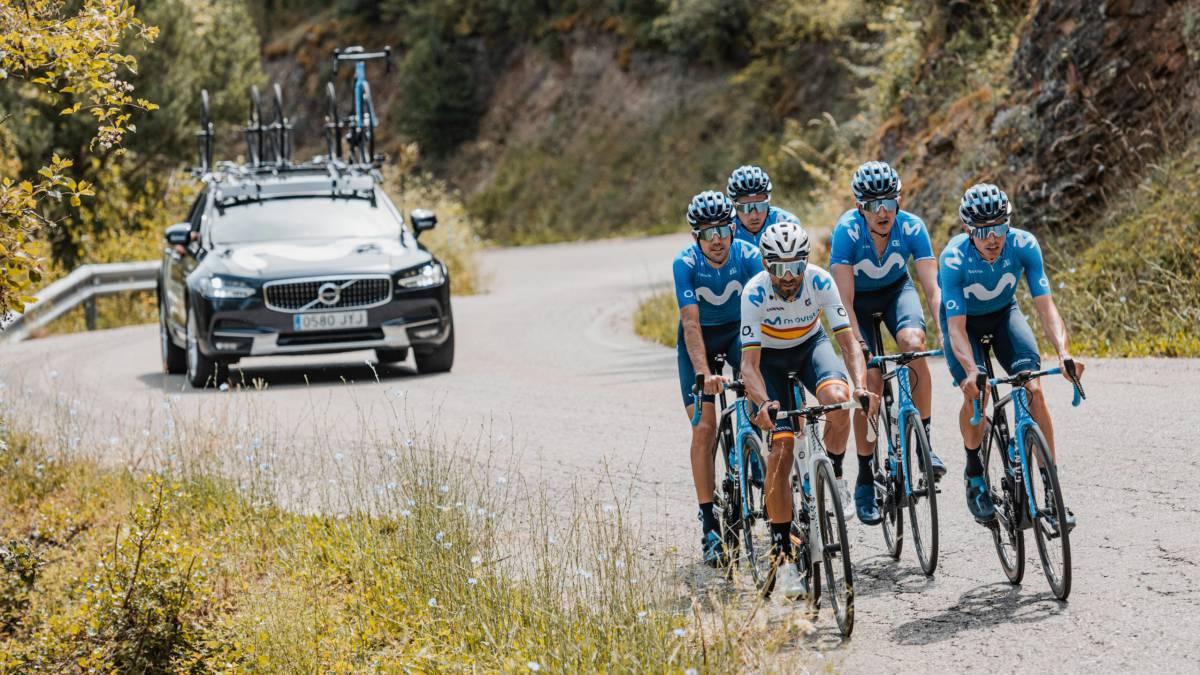 Baeza-will-crown-Alejandro-Valverde's-successor