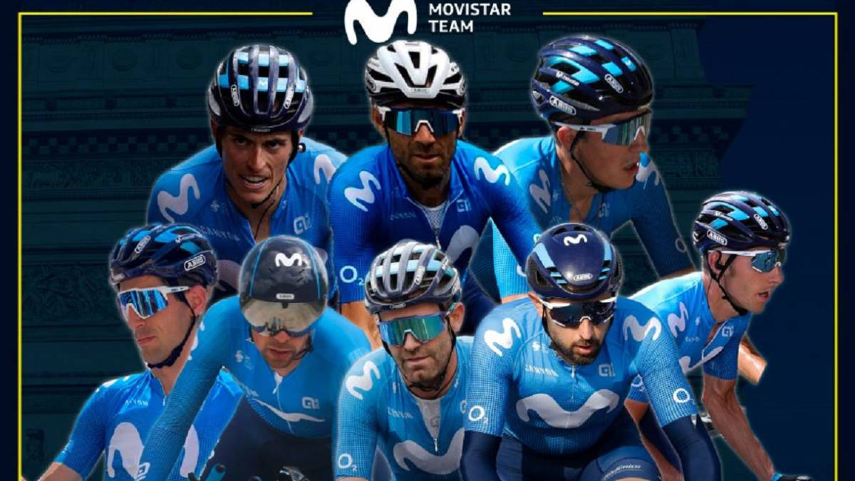 Movistar-goes-to-the-Tour-with-his-new-trident:-Valverde-Mas-and-Soler