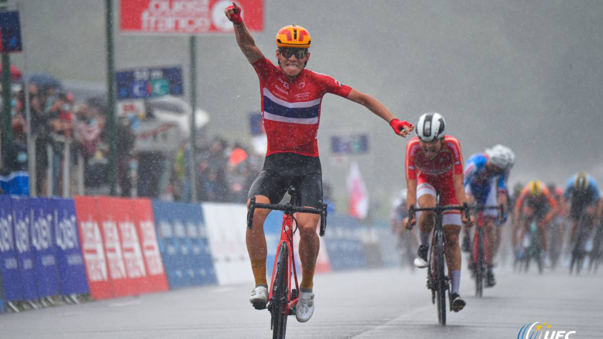 Hvideberg-wins-in-the-rain-and-is-European-U23-champion