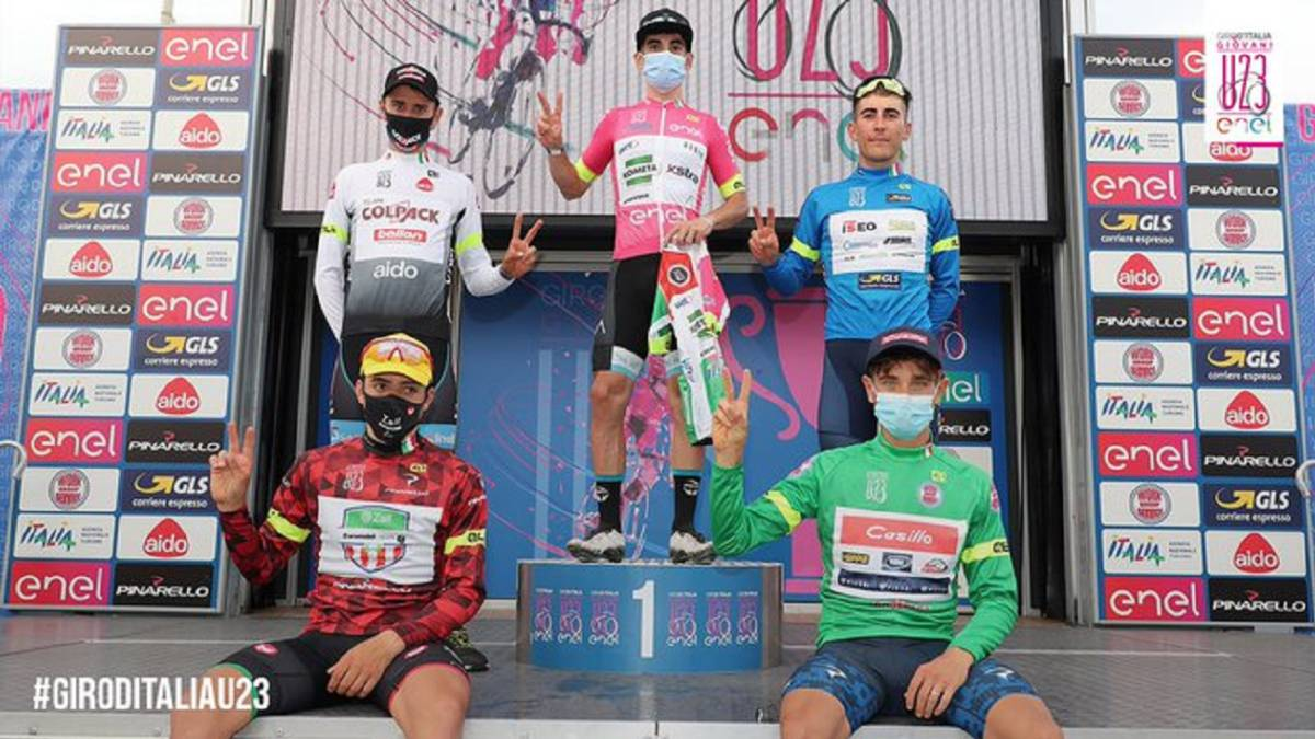 Colnaghi-takes-the-second-stage:-Ropero-continues-to-lead