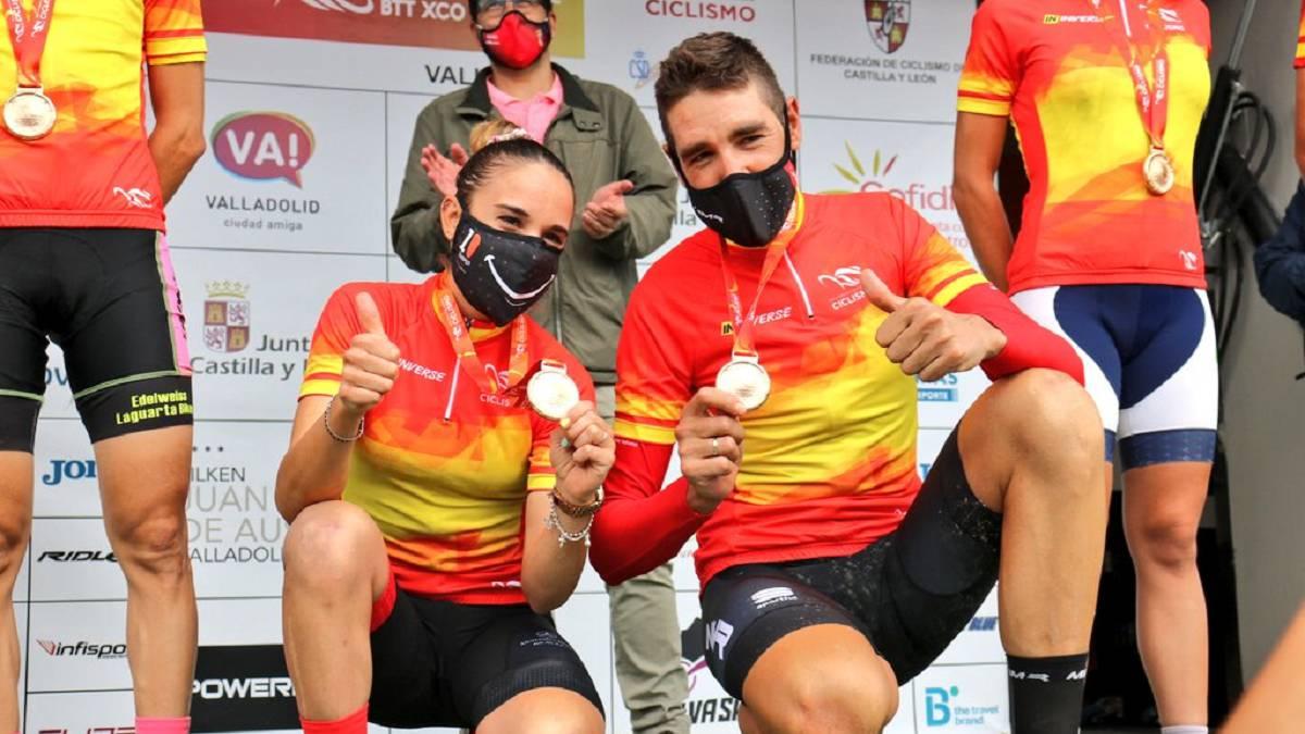 David-Valero-and-Rocío-del-Alba-champions-of-Spain