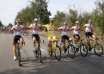 ¿Cuánto dinero se lleva cada equipo en el Tour de Francia?