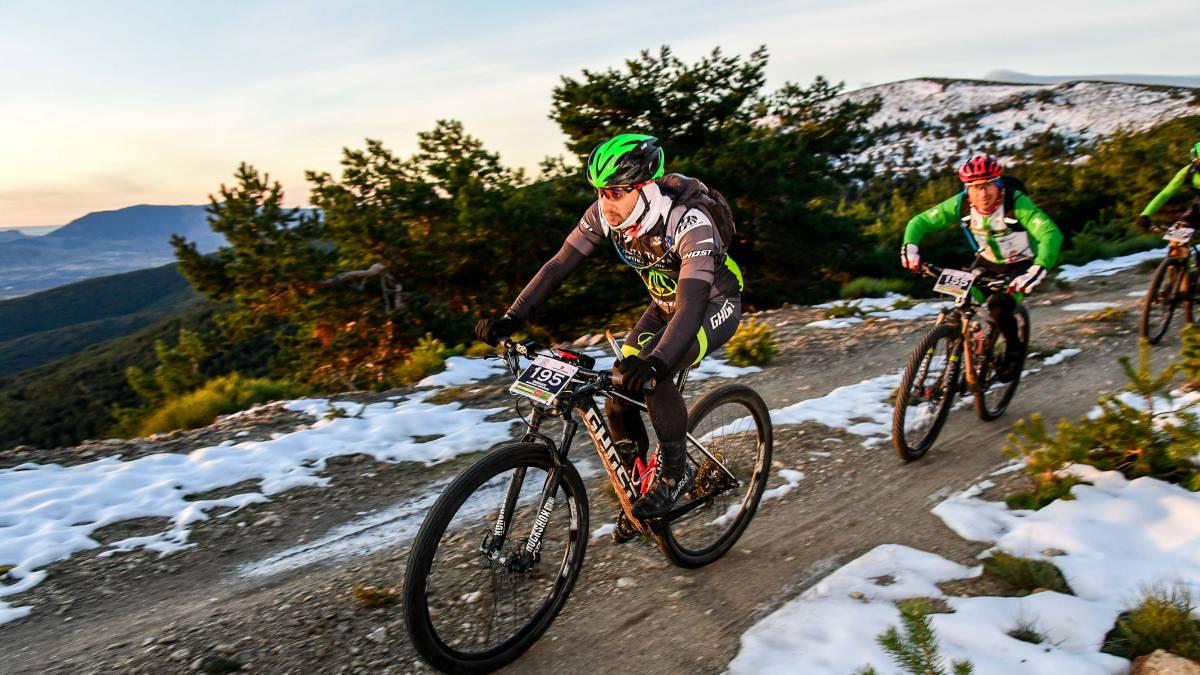 The-Sierra-Norte-Bike-Challenge-was-held-successfully