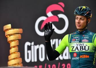 Matteo Spreafico da positivo en el Giro por ostarina