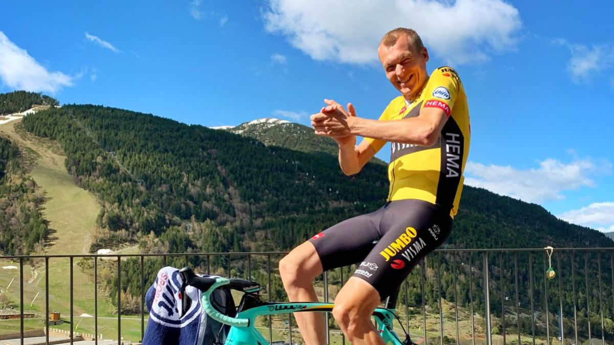 """Gesink:-""""I-thought-about-doping-once-but-I-didn't-get-very-close"""""""