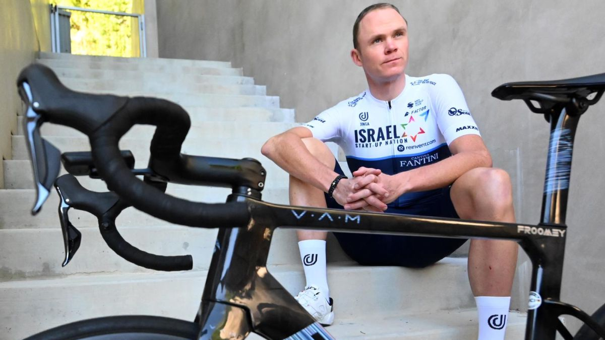 Froome's-second-youth