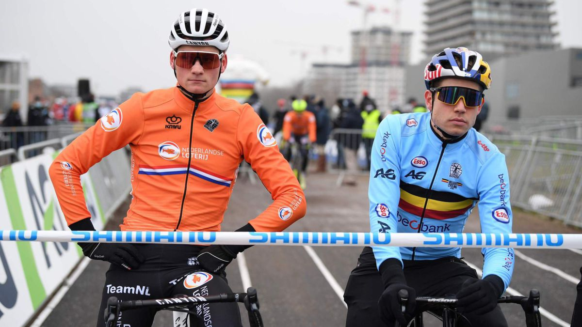 "Van-der-Poel:-""The-rivalry-with-Van-Aert-transcends-sport-it's-a-great-story"""