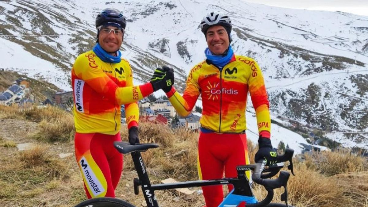 Torres-and-Mora-conclude-their-concentration-in-Sierra-Nevada