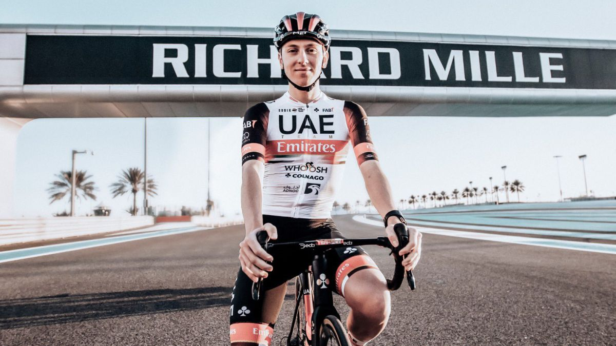"""Pogacar-is-""""excited""""-about-his-UAE-Tour-debut"""