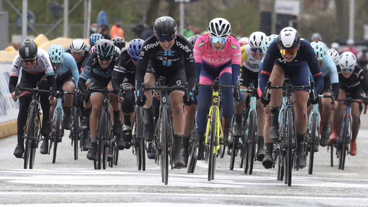 """Norsgaard-(Movistar)-does-not-stop-hitting-the-stick:-""""Again-2nd!"""""""