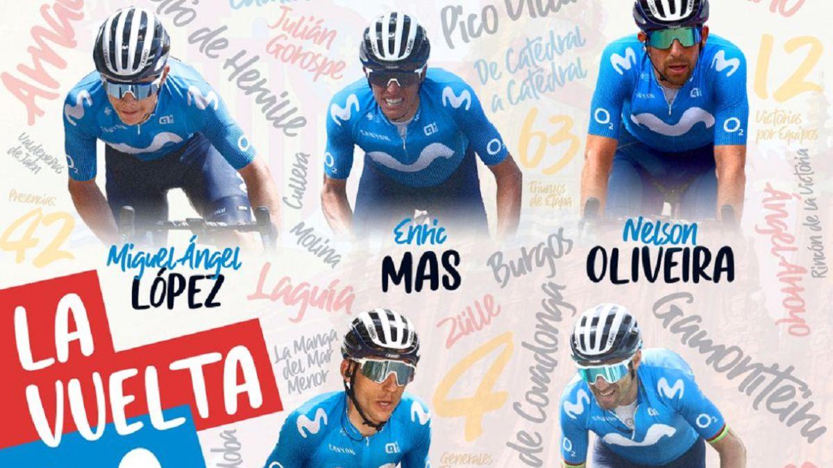 López-Mas-and-Valverde-will-lead-Movistar-in-La-Vuelta
