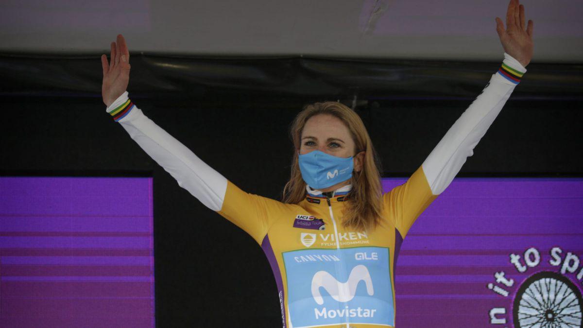 Van-Vleuten-champion-of-the-Women's-Tour-of-Norway