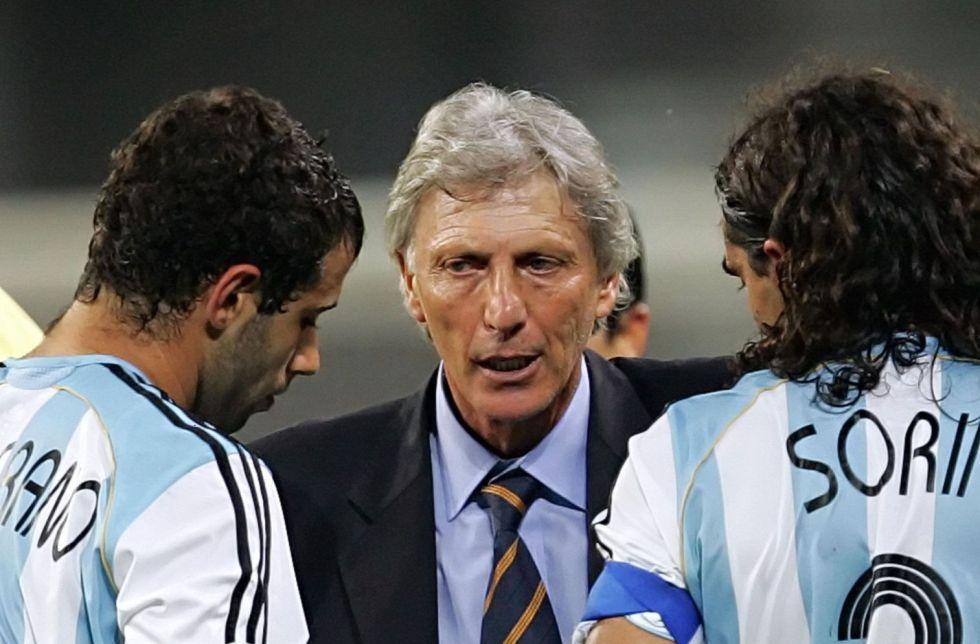 Resultado de imagen para jose pekerman tecnico argentina
