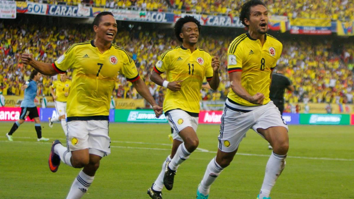 11 jugadores de Colombia con riesgo de sanción en ...