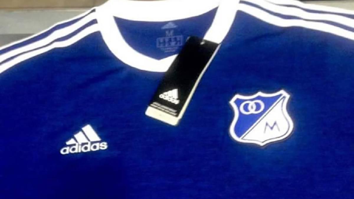 Filtran posible nueva camiseta de Millonarios para el 2018 - AS Colombia b30d001be