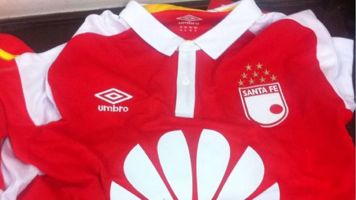 Así sería la nueva camiseta de Independiente Santa Fe en 2018 - AS ... 9328c94ae79ac