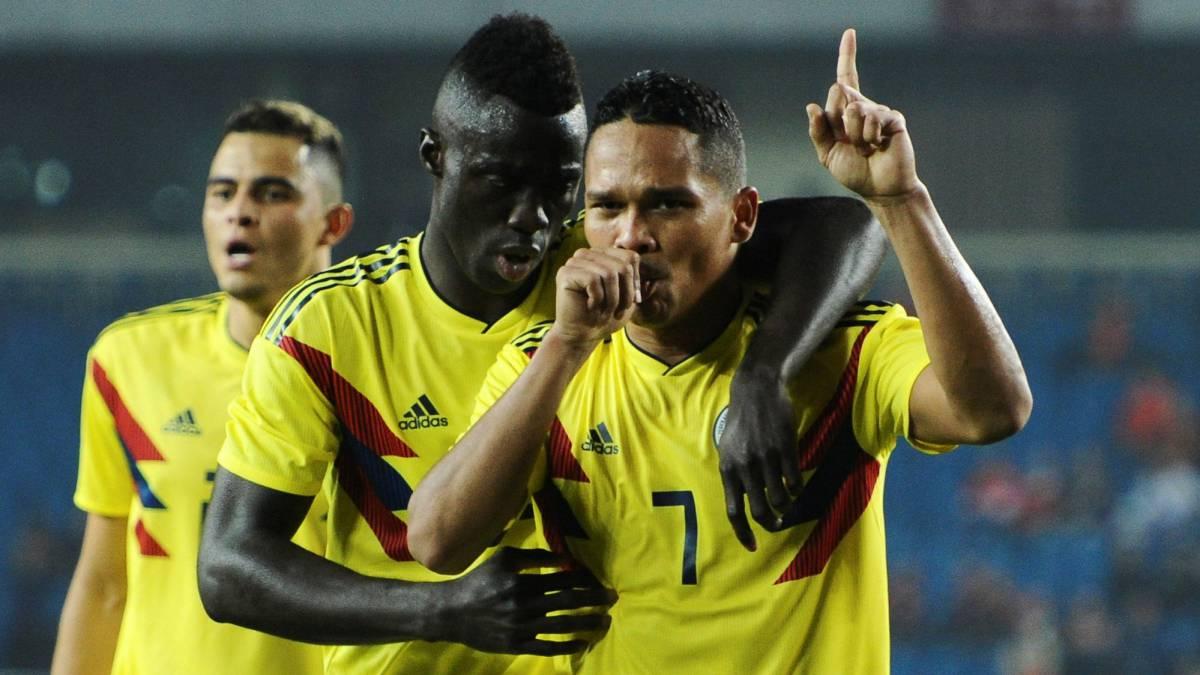¿Cuál sería la lista de Colombia para Francia y Australia  - AS Colombia 04013aa913639